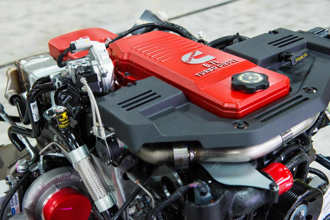 motori cummins diesel